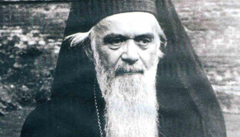 Άγιος Νικόλαος Βελιμίροβιτς