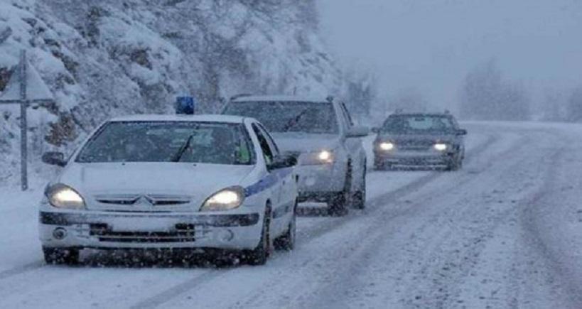 ΕΛΛΗΝΙΚΗ ΑΣΤΥΝΟΜΙΑ: Οδηγίες σε πεζούς και οδηγούς για τον παγετό