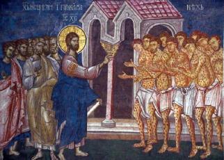 Κυριακή 15 Ιανουαρίου 2017, Η θεραπεία των δέκα λεπρών - Απόστολος & Ευαγγέλιο