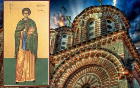Ορθόδοξος συναξαριστής Ιανουαρίου, Όσιος Ιωάννης ο Καλυβίτης