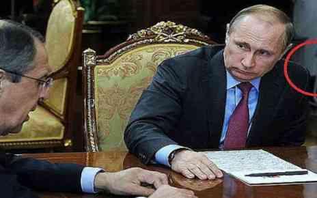 To περίεργο μηχάνημα του Βλαντιμίρ Πούτιν