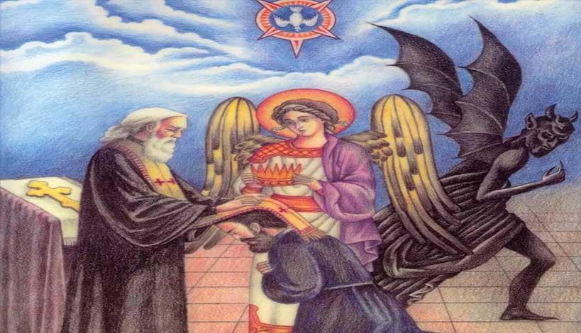 Η εξομολόγηση τα μυστικά που λέμε και ο διάβολος που παραφυλά