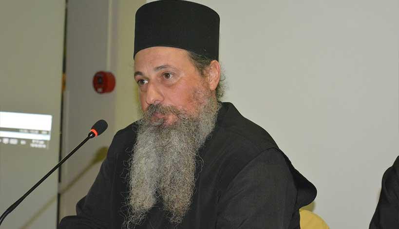Αρχιμ. Παΐσιος Παπαδόπουλος