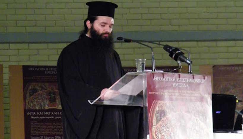 π. Άγγελος Αγγελακόπουλος