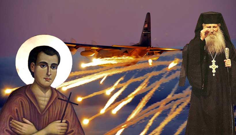 Άγιος Ιωάννης ο Ρώσος : Έρχεται ο 3ος Παγκόσμιος Πόλεμος, είναι αναγκαίος!