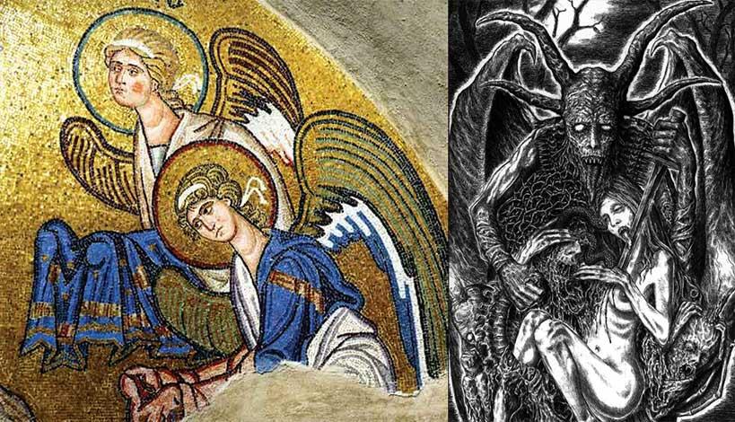 Άγγελοι και Δαίμονες
