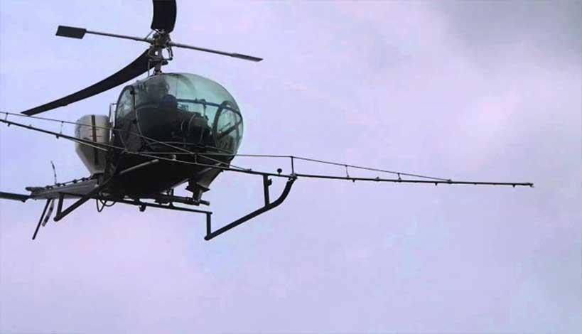 Σχοινιάς : Δύο νεκροί από πτώση ελικοπτέρου