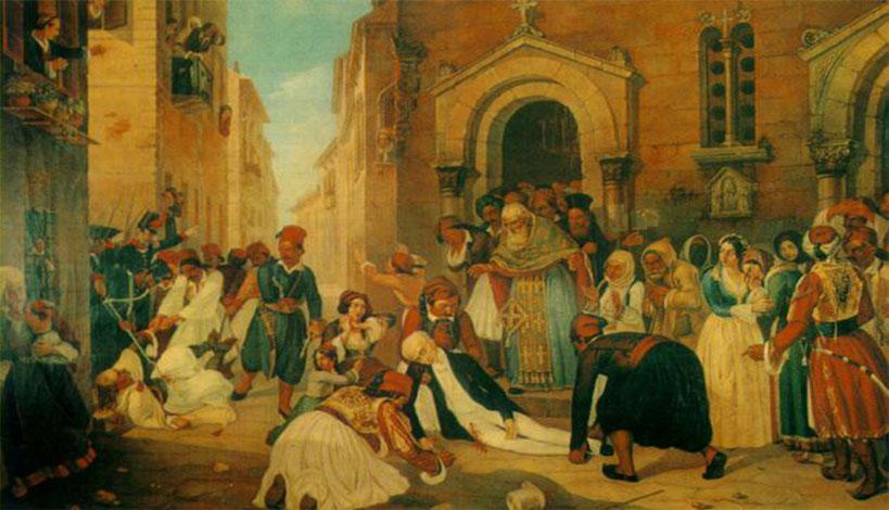 Σαν σήμερα δολοφονήθηκε ο Ιωάννης Καποδίστριας
