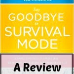 A Review of Say Goodbye to Survival Mode