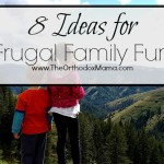 8 Ideas for Frugal Family Fun