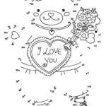 valentine_teddy_dot_to_dot_460
