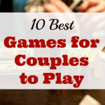 10 Best Games for Couples to Play