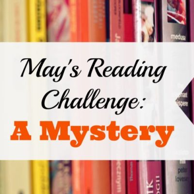 May's Reading Challenge: A Mystery