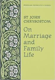on marriage and family life
