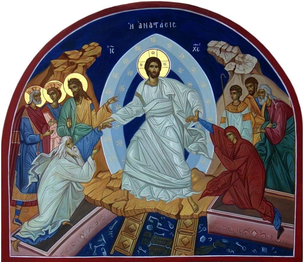 Christ's Descent into Hades – icon explanation – Orthodox Road