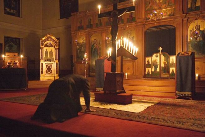 orthodox prostration