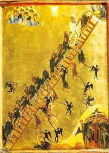A-12th-century-icon-of-the-Ladder-of-Ascent-from-Saint-Catherines-Monastery-Mount-Sinai