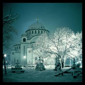 Cathedral of St Sava