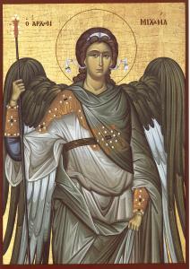 Archangel Michael Orthodox icon