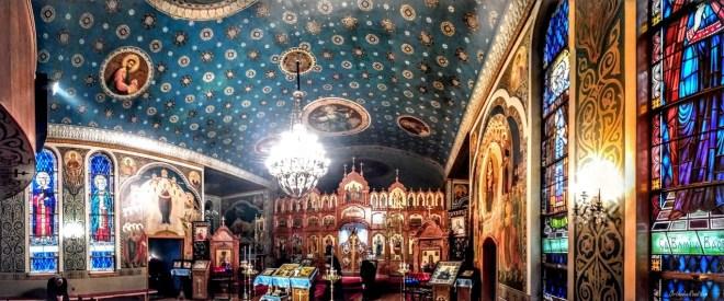 Saint Tikhon's Orthodox Monastery - photo by Jeremiah of OrthodoxRoad.com