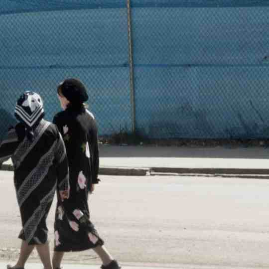 Why don't I feel safe as a Hasidic woman?