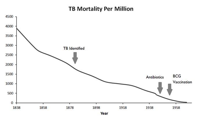 TB Mortality Per Million