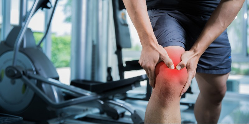 injuries in the Gym