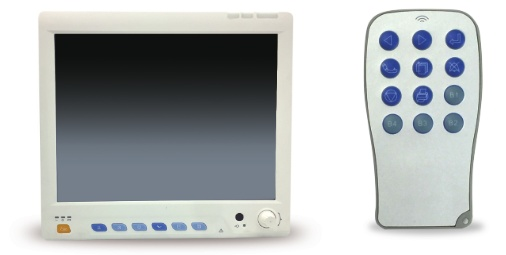 MD9015T Touch Screen 15 inch Patient Monitor