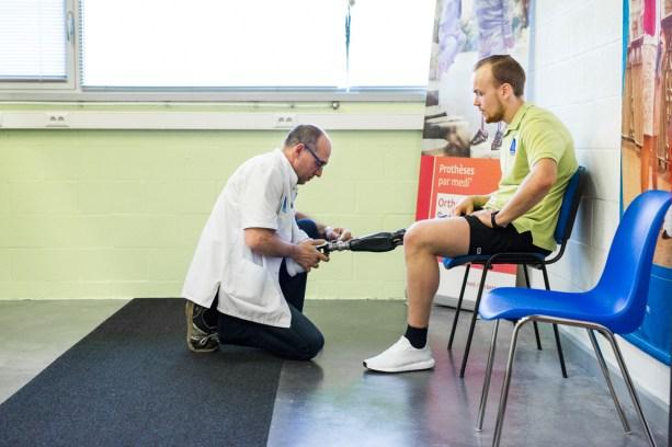 Orthopédie Protechnik-Prothèse