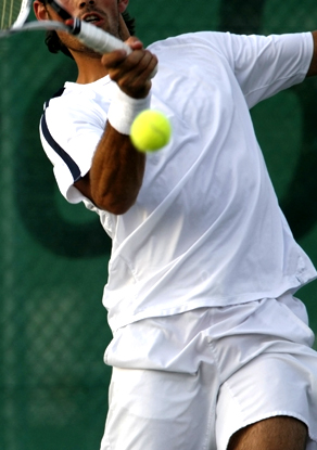 tennis training and therapy