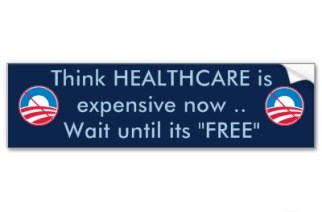 """When health care is promoted as """"free"""""""