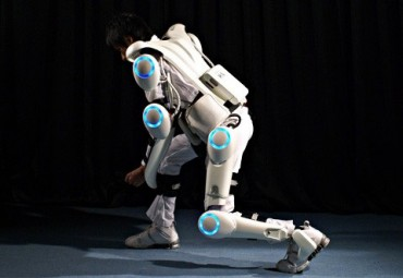 Japanese Medical Robotic Suit Certified In Europe