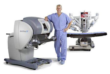 Recalls: Intuitive Surgical Warns da Vinci Robot Can 'Stall'