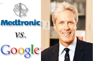 Medtronic exec: Google looms large as next great rival