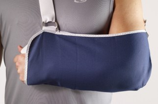 Surgery, Sling Similar for Displaced Humerus Fractures