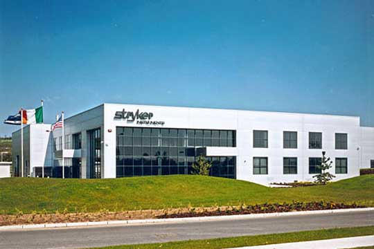 Stryker reports 2016 results and 2017 outlook