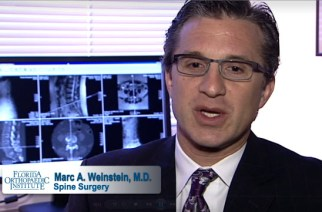 Dr. Marc A. Weinstein to Perform a Clinical Study With the FLXfit™ Lordotic Expandable Cage at Tampa General Hospital