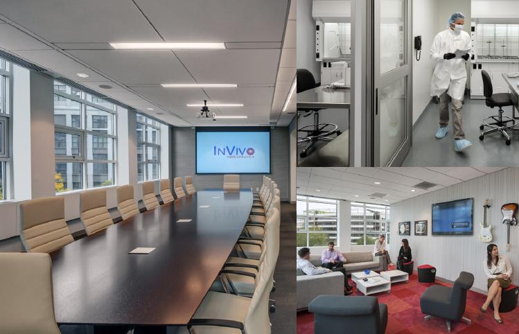 InVivo Therapeutics Responds to PixarBio Announcement