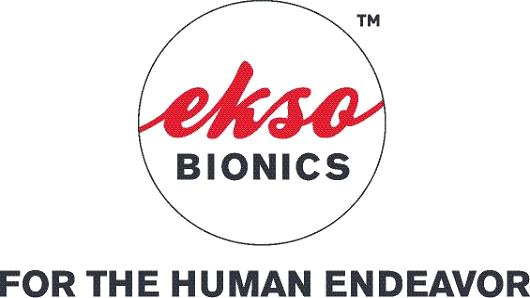 Ekso Bionics to Exhibit Ekso GT Robotic Exoskeleton at AAPM&R and AMRPA Annual Meetings