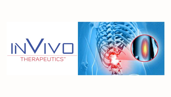 InVivo Therapeutics to Present and Exhibit at Spine Summit 2017
