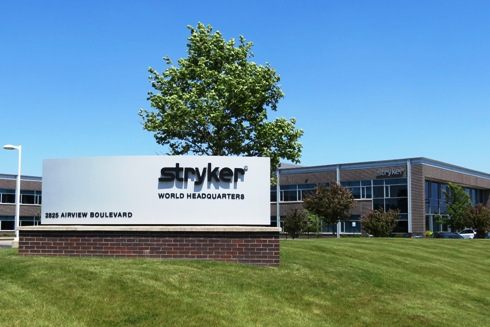 Stryker reports first quarter 2017 results
