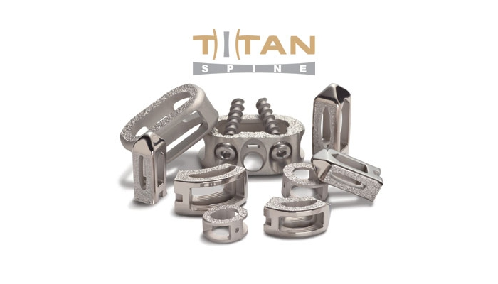 Titan Spine Appoints Spine Industry Expert Ed Graubart as Vice President of Professional Development