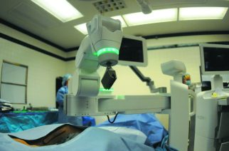 BMC becomes first in state to add robotic spine surgery