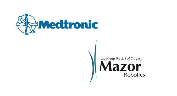 Flexing Muscles Mid-Session Are These Shares: Mazor Robotics Ltd. (NASDAQ:MZOR)