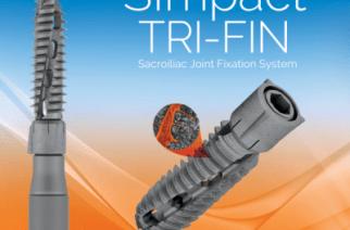 Life Spine Announces Alpha Launch of SIMPACT™ TRI-FIN Sacroiliac Joint Fixation Screws