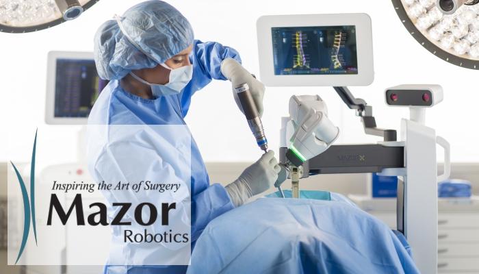 Mazor Robotics Ltd - (MZOR) Receives Average Rating of