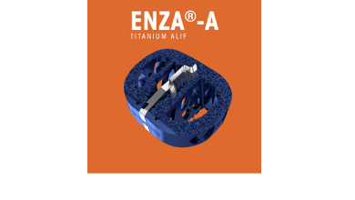 Photo of Camber Spine Announces First Surgeries With ENZA®-A Titanium ALIF