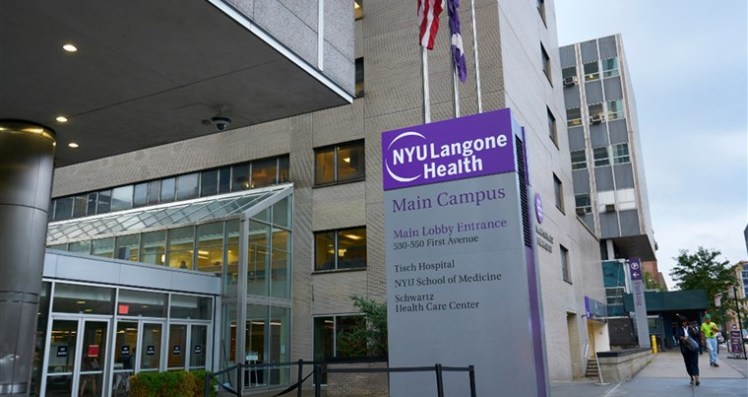 NYU Langone Performs First U S  Procedure with Newly Approved Device