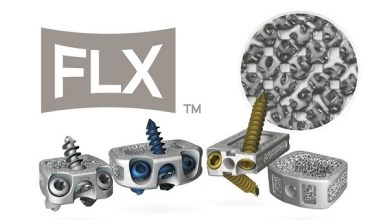 Photo of Centinel Spine Successfully Surpasses 1000 Implantations with FLX™ Platform of 3D-Printed Porous-Titanium Interbody Devices