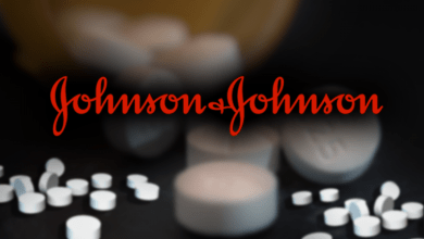 Photo of Johnson & Johnson ordered to pay $572M over opioid crisis